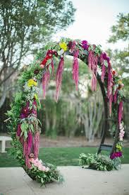 wedding arches san diego notwedding san diego ruffled