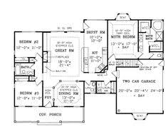 Country Cottage Floor Plans Ammons House Plan Home Ideas Pinterest House Layouts And House