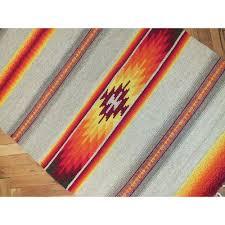 handwoven rug woven wool rug handmade on a traditional bulgarian