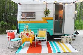 retro campers opendoor studio cute vintage camper summer roadtrip 2015