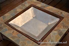 Firepit Liner Beautiful Square Metal Pit Insert Mutable Brick House And Its