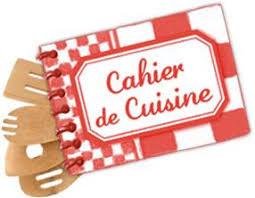 site de recettes cuisine cahier de recettes