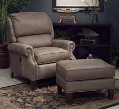 tilt back chair with ottoman smith brothers tilt back chairs archives amish oak furniture