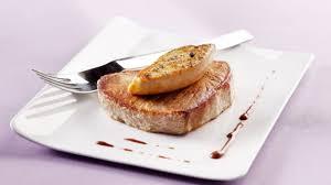 cuisiner thon recette steak de thon rossini grand veneur chocolat cuisiner thon