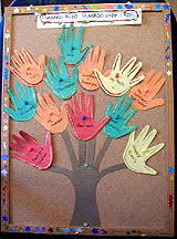 thanksgiving tree craft for crafts by amanda