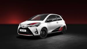 yaris lexus lights toyota reveals yaris grmn with supercharged 1 8l and