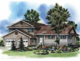Homes And Floor Plans 7 Best Split Level Home Plans Images On Pinterest Home Plans