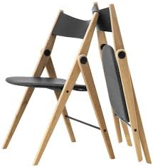 Furniture Chair Designs Cadeiras Qualidade Da Boconcept Oslo Folding Chair Black