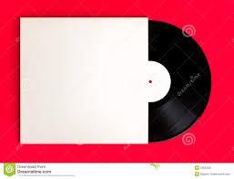 blank photo album blank record album and cover stock illustration illustration of