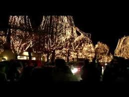 tulsa christmas light tours utica square lights on 2009 youtube