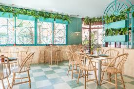 masquespacio designs andalusian influenced restaurant
