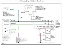 1998 acura integra horn electrical problem 1998 acura integra 4
