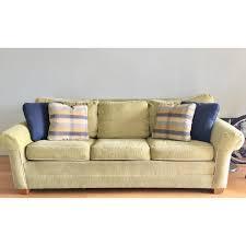 Ethan Allen Sleeper Sofas by Ethan Allen Bennett Roll Arm Sofa Sleeper Aptdeco