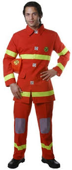 fireman costume men s firefighter costume