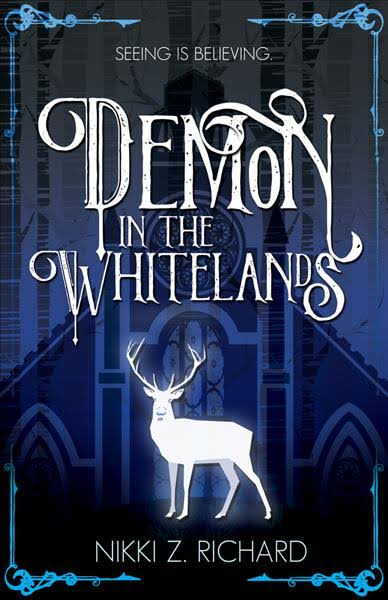 Image result for Nicki Richard's Demon in the White Lands