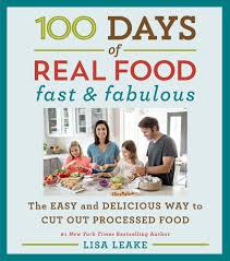 home 100 days of real food