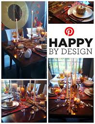 focal point styling thanksgiving tablecape ideas with thrift
