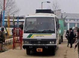 poonch rawlakot bus service likely to resume today kashmir reader