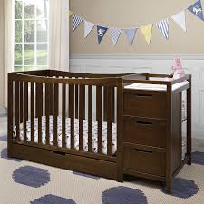 How To Convert Graco Crib To Toddler Bed by Graco Remi 4 In 1 Convertible Crib Espresso Baby Cribs Best