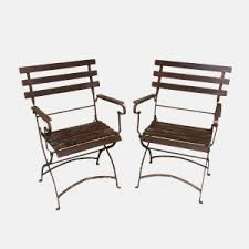 Garden Armchairs Pair Solid Rosewood Armchairs U0026 4 Side Chairs Sold Claudia