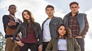 power rangers movie 2017 cast