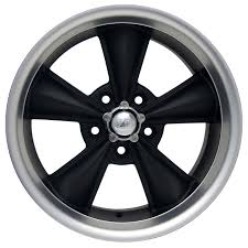 Black Mustang Wheels Classic Mustang Wheels 17