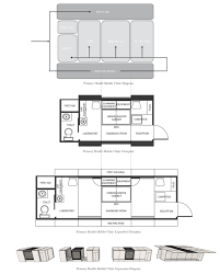 clinic floor plan primary health mobile clinic u2014 nicholai david go