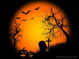 background of halloween
