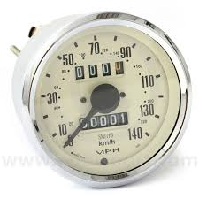 smiths classic mini gauges speedometers and instruments mini sport