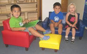 sofa chair and ottoman set