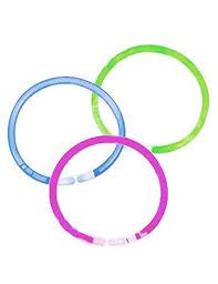 glow bracelets pack of 45 glow bracelets co uk toys