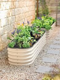 modular raised bed zincalume steel gardener u0027s supply