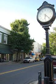 South Carolina travel clock images Downtown york york south carolina sc jpg
