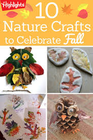 111 best nature crafts images on pinterest nature activities