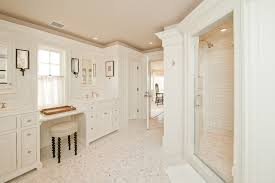 White Bathroom Lights White Bathroom Vanity Bathroom Traditional With Bathroom Lighting