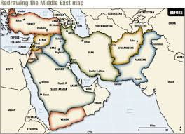 middle east map with countries speaking of wiping countries the map nato s new middle east map