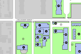 pratt map pratt institute cus map on behance