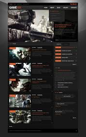 game portal wordpress theme 41788