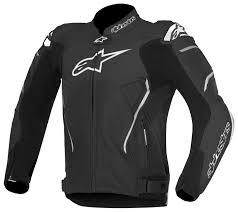 motorcycle racing leathers alpinestars atem jacket revzilla