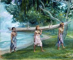 where did the polynesians really come from ancient origins