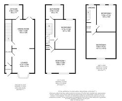 4 bedroom terraced house for sale in raymond avenue bury bl9 6nn