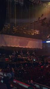 rogers arena section 117 concert seating rateyourseats com