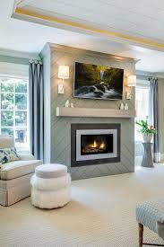 Fireplace Wall Tile by 59 Best Fireplaces Images On Pinterest Fireplace Design