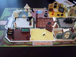 mystery mansion a board game a day