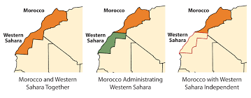 Map Of Morocco And Spain by North Africa And The African Transition Zone