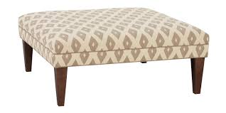 your own tufted fabric ottoman coffee table furniture and oak