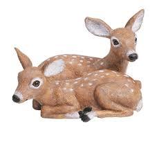 Collectible Home Decor Deer Statues Outdoor Decor