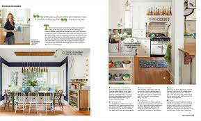 recycled kitchen in hgtv magazine lincoln barbour virginia