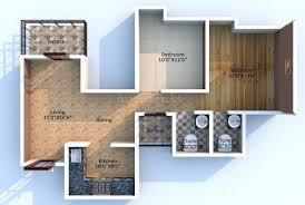 Parkview Floor Plan Gulmohar Parkview In Kharadi Pune Rs 71 Lac Onwards