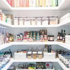 how to store food in a cupboard 6 ikea pantry organization ideas